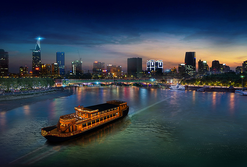 Saigon Boat Owners Stay Afloat With River Tours