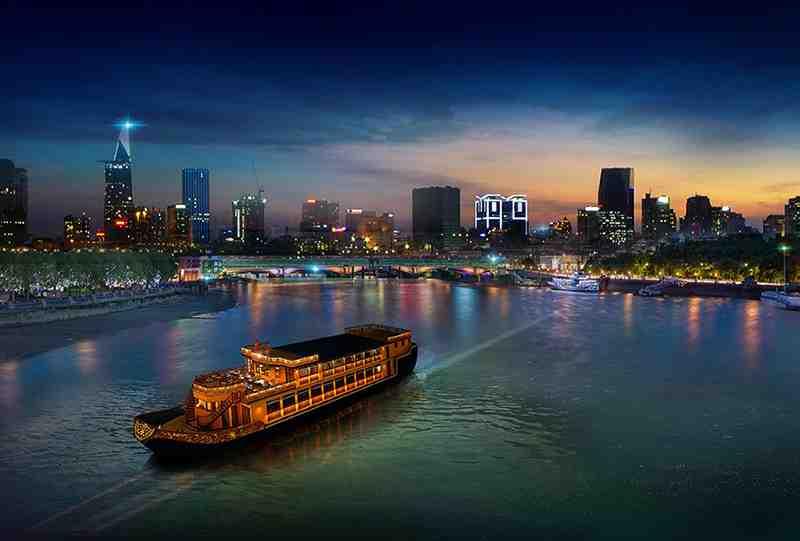 Saigon river cruise tour