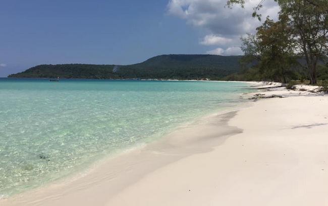Koh Rong Beach Island