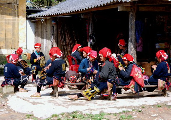 Red Dao Ethnic