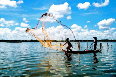 Hoi An Farming and Fishing Eco tour