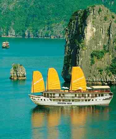 Classic Tours, Halong Bay