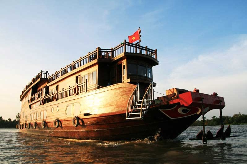 From Saigon to Phu Quoc on Mekong Eyes 2 days