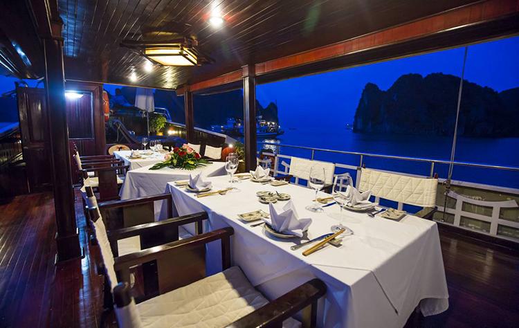 Restaurant Prince II,III