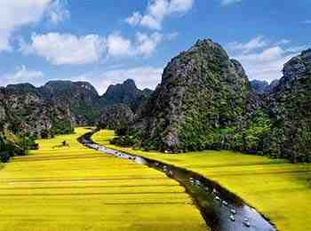 Luxury Holiday in the North and the Center of Vietnam