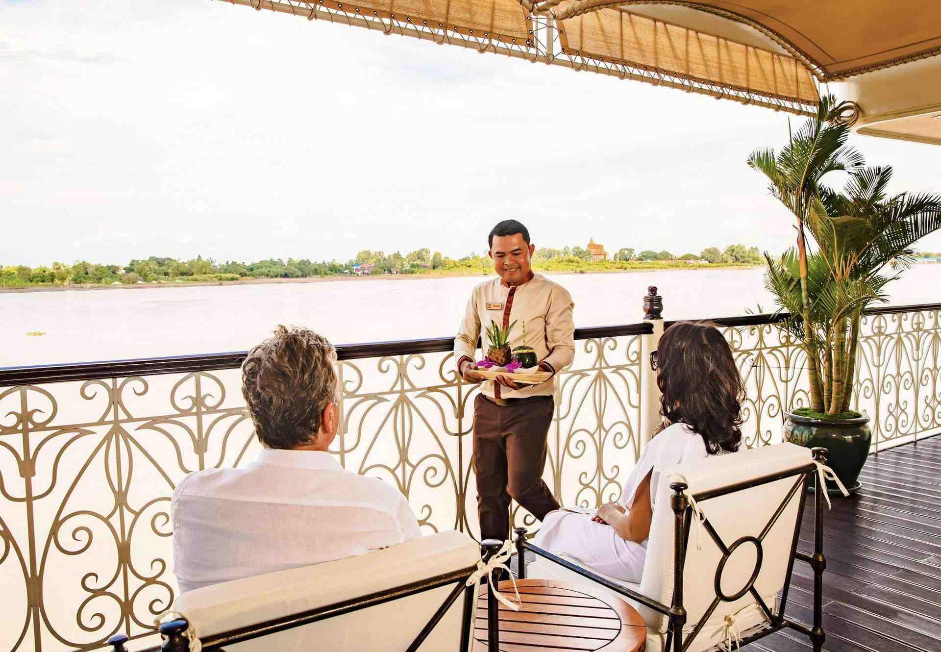 Mekong Navigator Cruises
