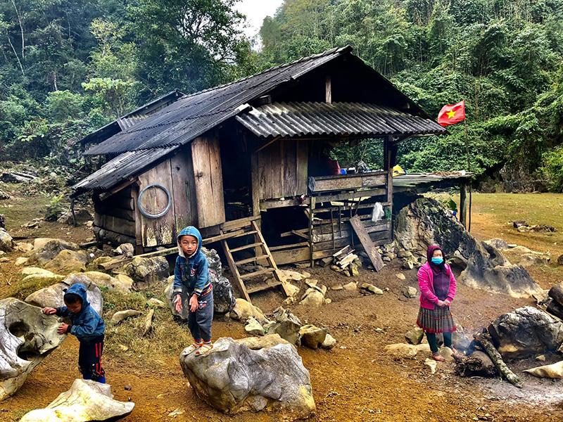 Local minority in Lai Chau