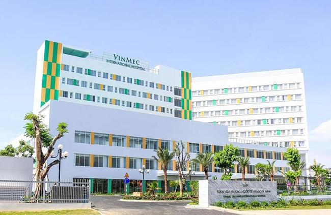 Hospitals in Da Nang City