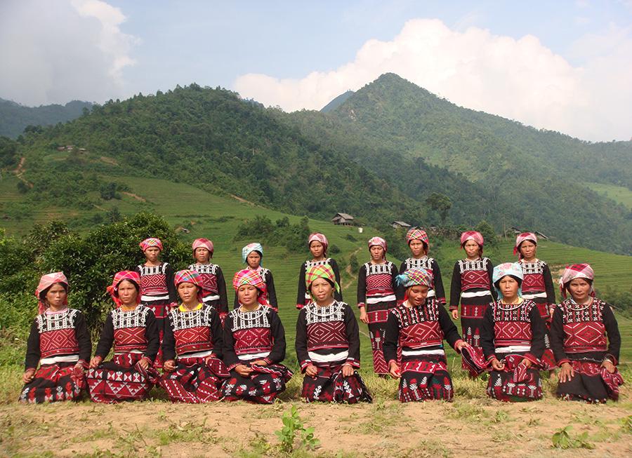 Xa Pho Minority in Nam Sai Village