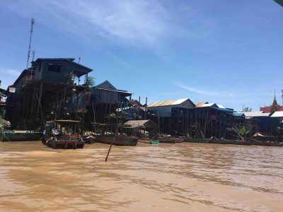 Half Day Tour to Kompong Phluk Floating Village in Tonle Sap Lake