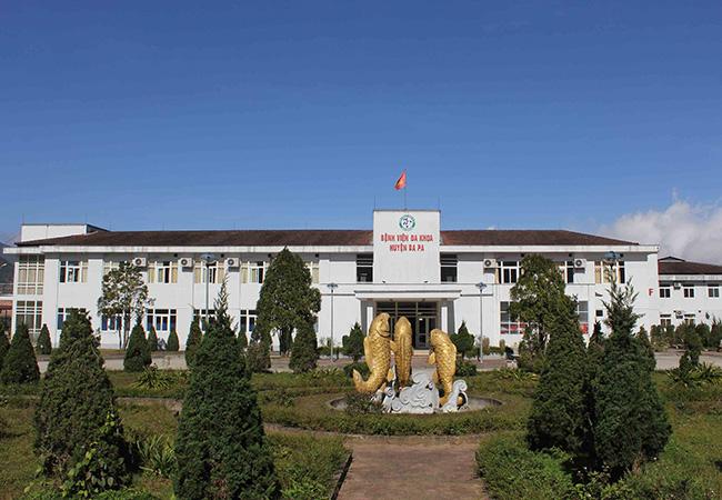 Sapa General Hospital