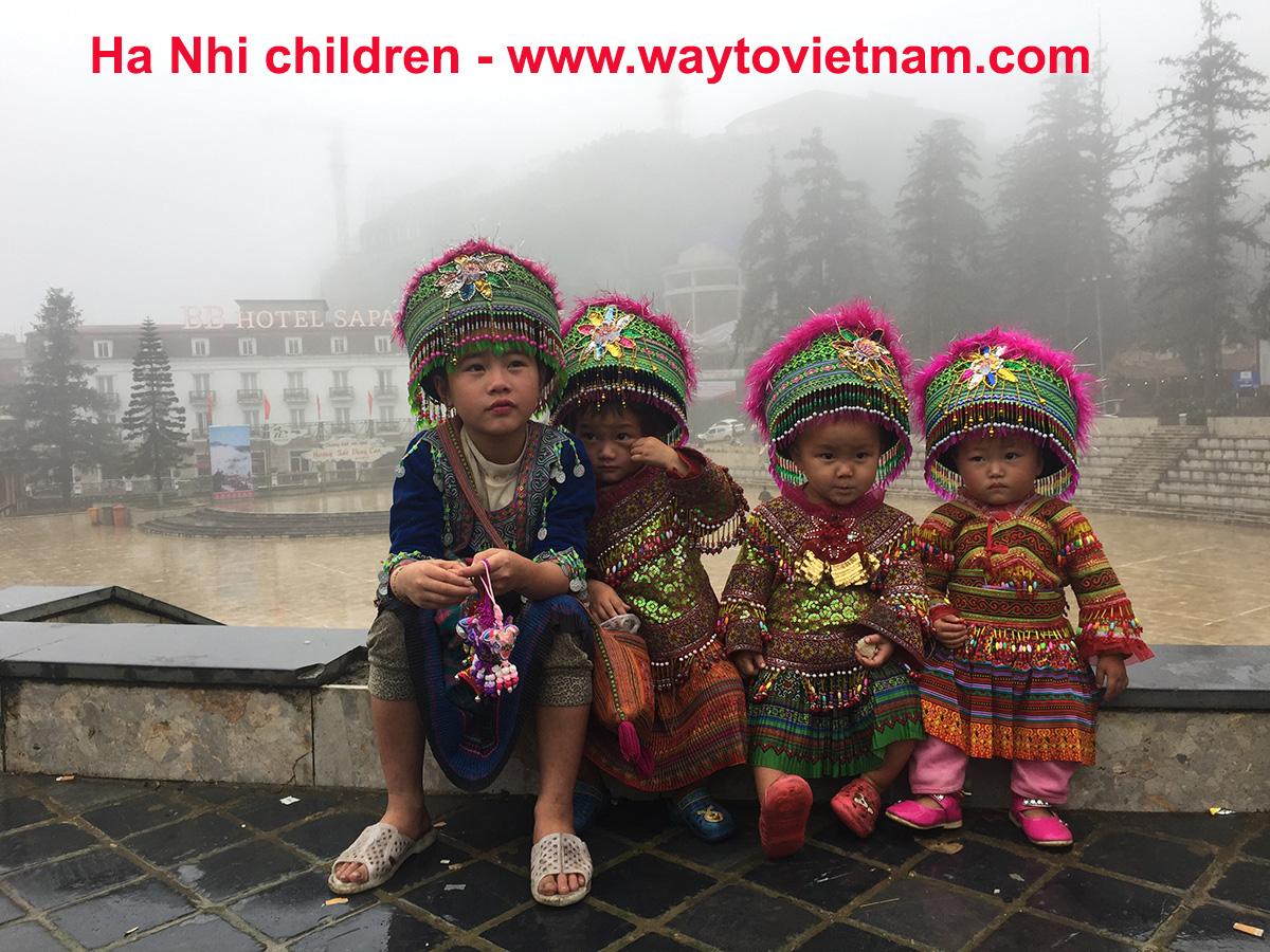 Ha Nhi Children