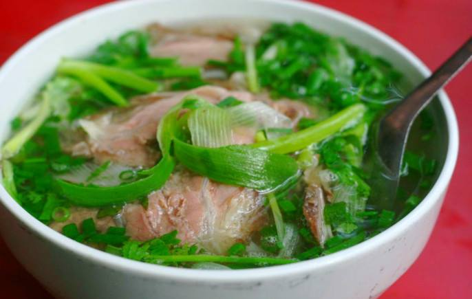 Pho Hanoi, Hanoi Noodle Soup with Beef