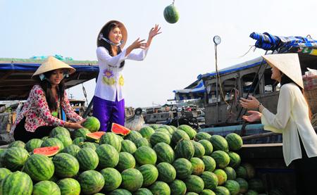 Mekong Delta Vietna,Vietnam Travel Destinations, Vietnam ...